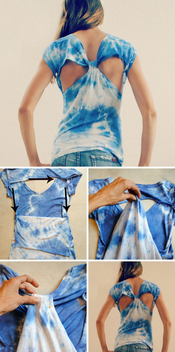15 t shirt diy crafts for Craft ideas for old t shirts