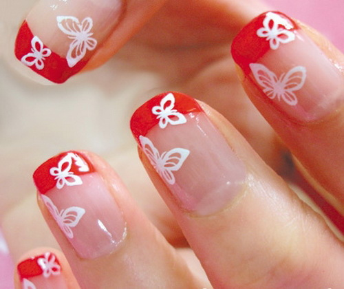 Pretty Nail Art Designs: 37 Cute Nail Art Designs