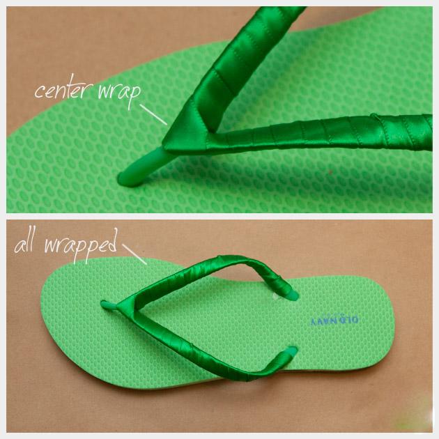 gold-diy-flip-flops-2