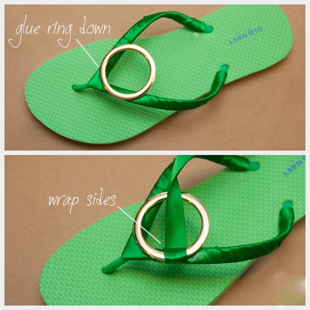 gold-diy-flip-flops-3