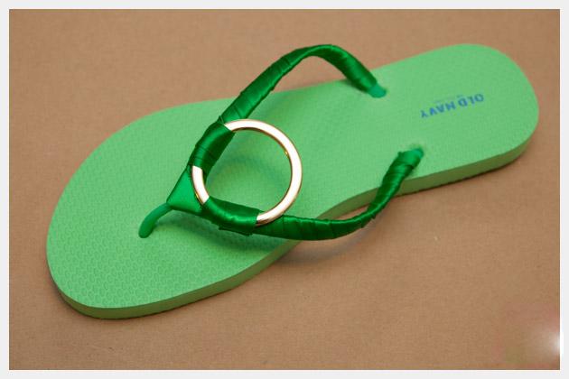 gold-diy-flip-flops-4