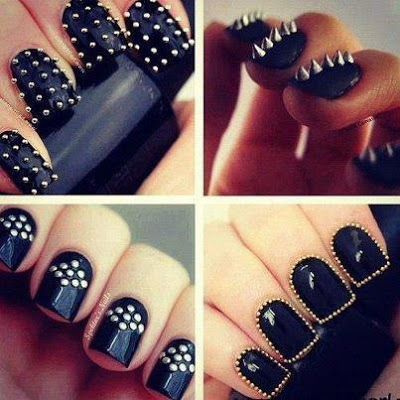 lush-fab-glam.com-black-nail-art-design-1