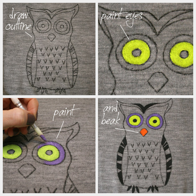 owl-sweater-diy-3