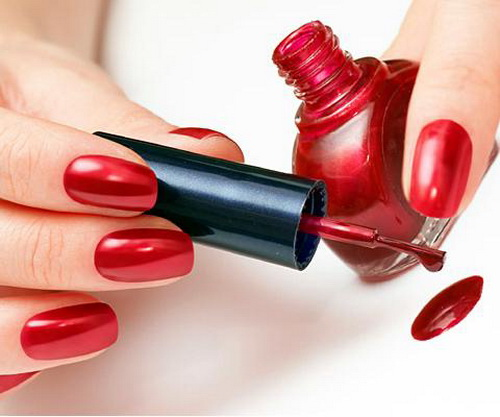 red-nail-polish-ideas