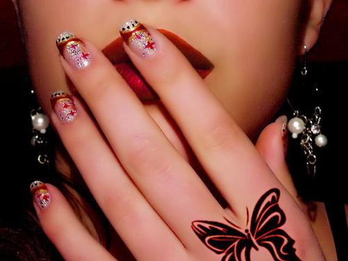 spring-nail-design-2013