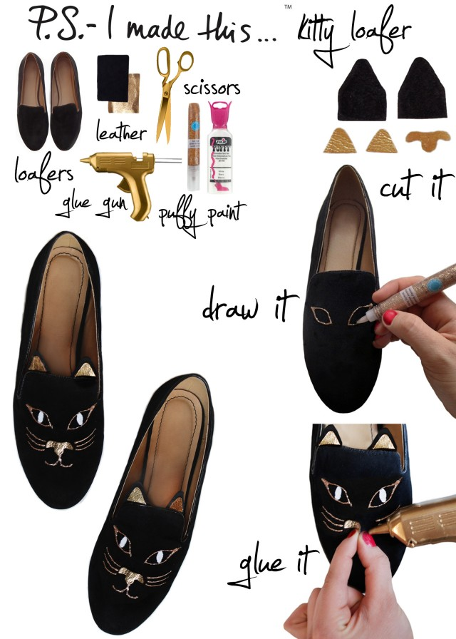 18 DIY: New Shoes
