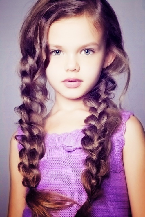 Magnificent 25 Cute Hairstyle Ideas For Little Girls Hairstyles For Women Draintrainus