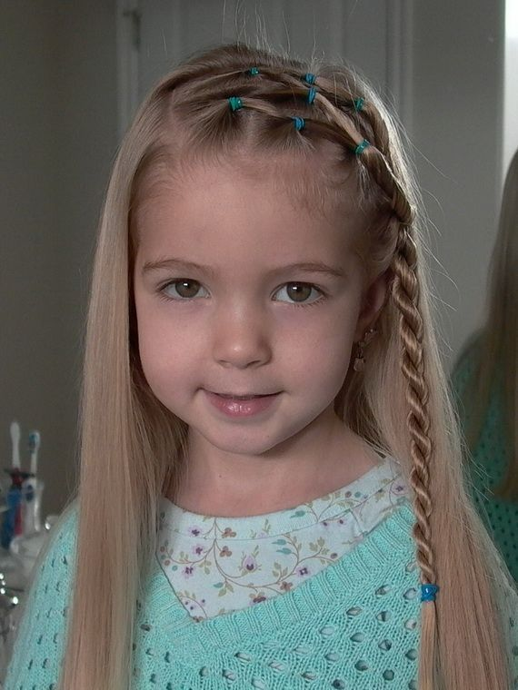 Fabulous 25 Cute Hairstyle Ideas For Little Girls Hairstyles For Women Draintrainus