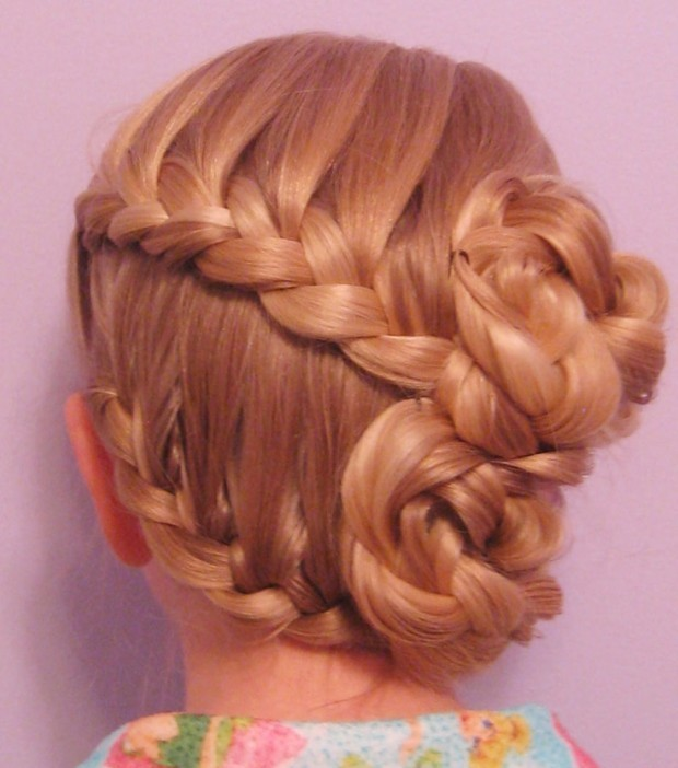 Swell 25 Cute Hairstyle Ideas For Little Girls Hairstyles For Women Draintrainus