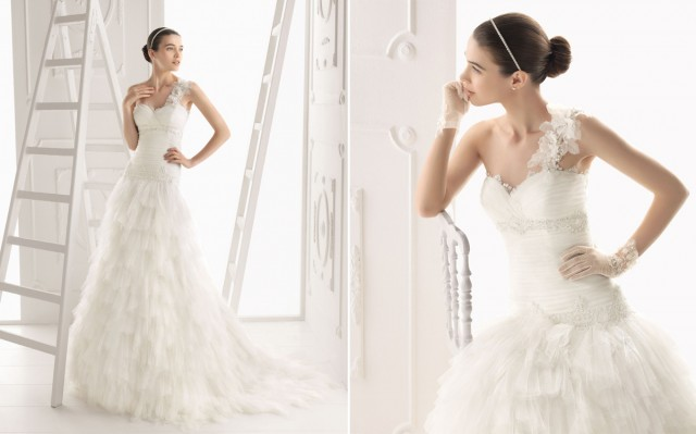 Aire-Barcelona-2014-one-shoulder-ruffle-bridal-dress