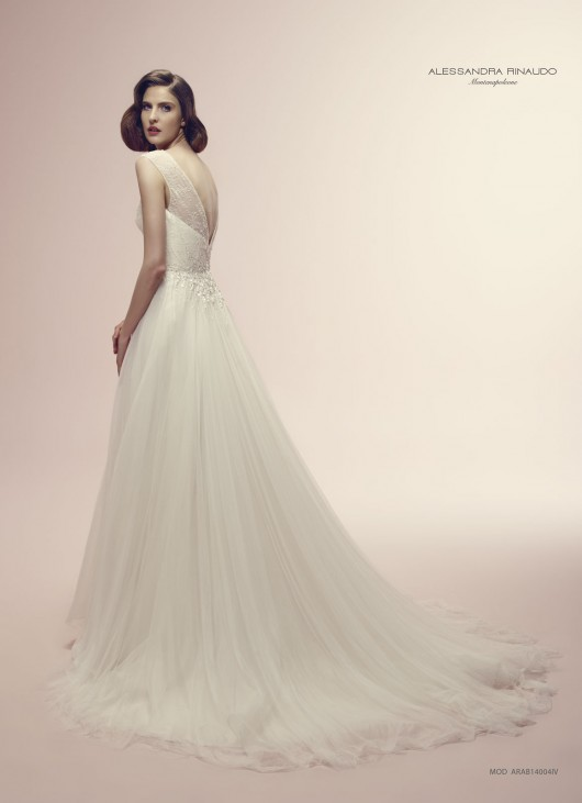 36 Beautiful Wedding Gowns By Alessandra Rinaudo / New Collection