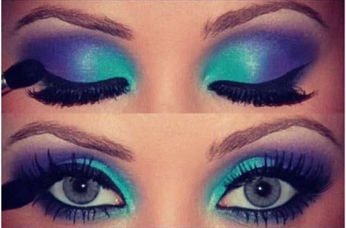 Summer-Eyemakeup