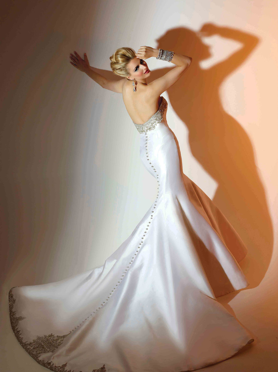 Victor Harper – Top 7 Most Beautiful Wedding Dresses