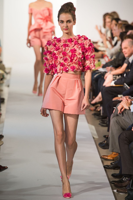 Oscar de la Renta Ready to Wear 2013