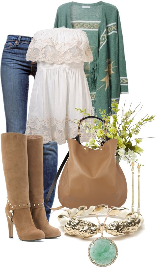 FASHION||Trendy Polyvore Outfits To Expect In 2014 | DPA BLOG