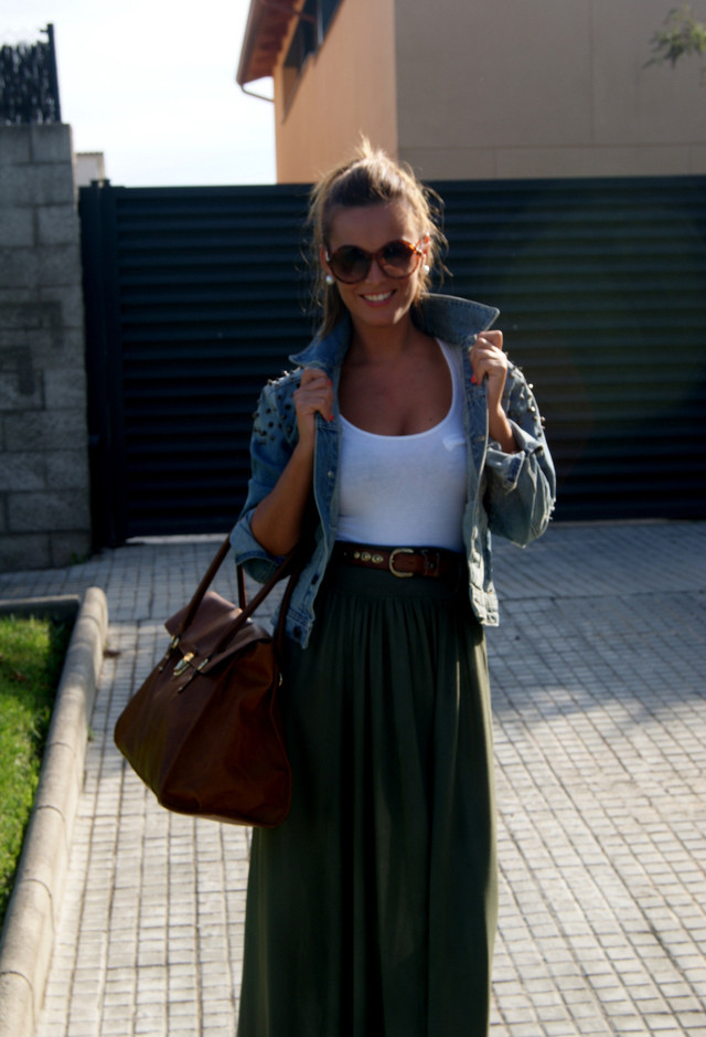 34 fashionable casual combinations with skirts for