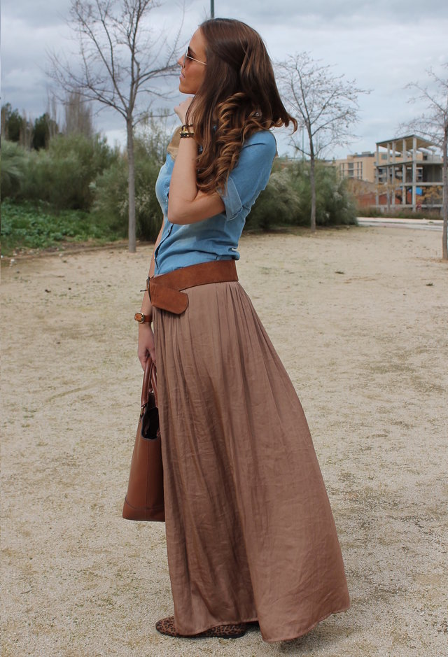 Fantastic Best Ideas About Long Skirt Outfits On Pinterest  Long Summer Skirts