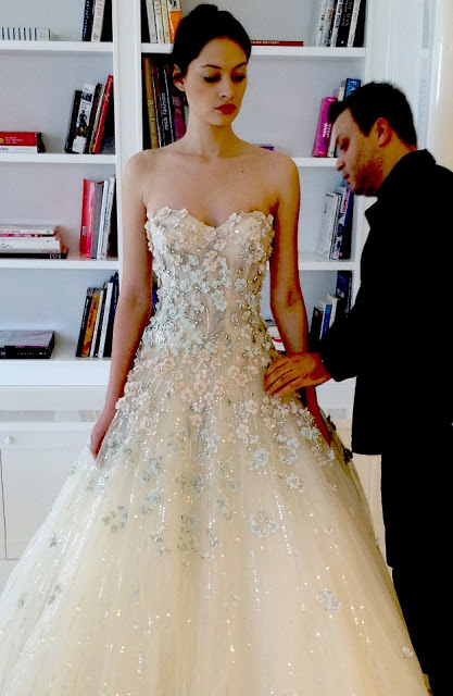 Zuhair Murad Spring – Summer 2014 / Gorgeous Bridal Collection