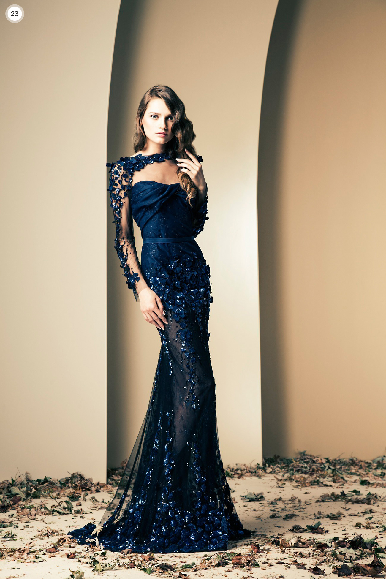 Ziad nekad haute couture fall winter 2013 2014 for Couture clothing