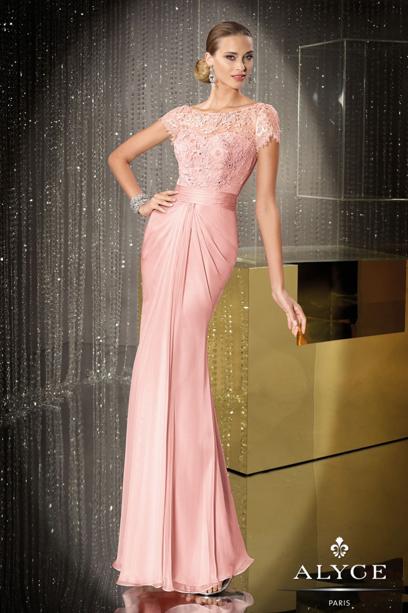 Glamorous Dresses For The Mother Of The Bride