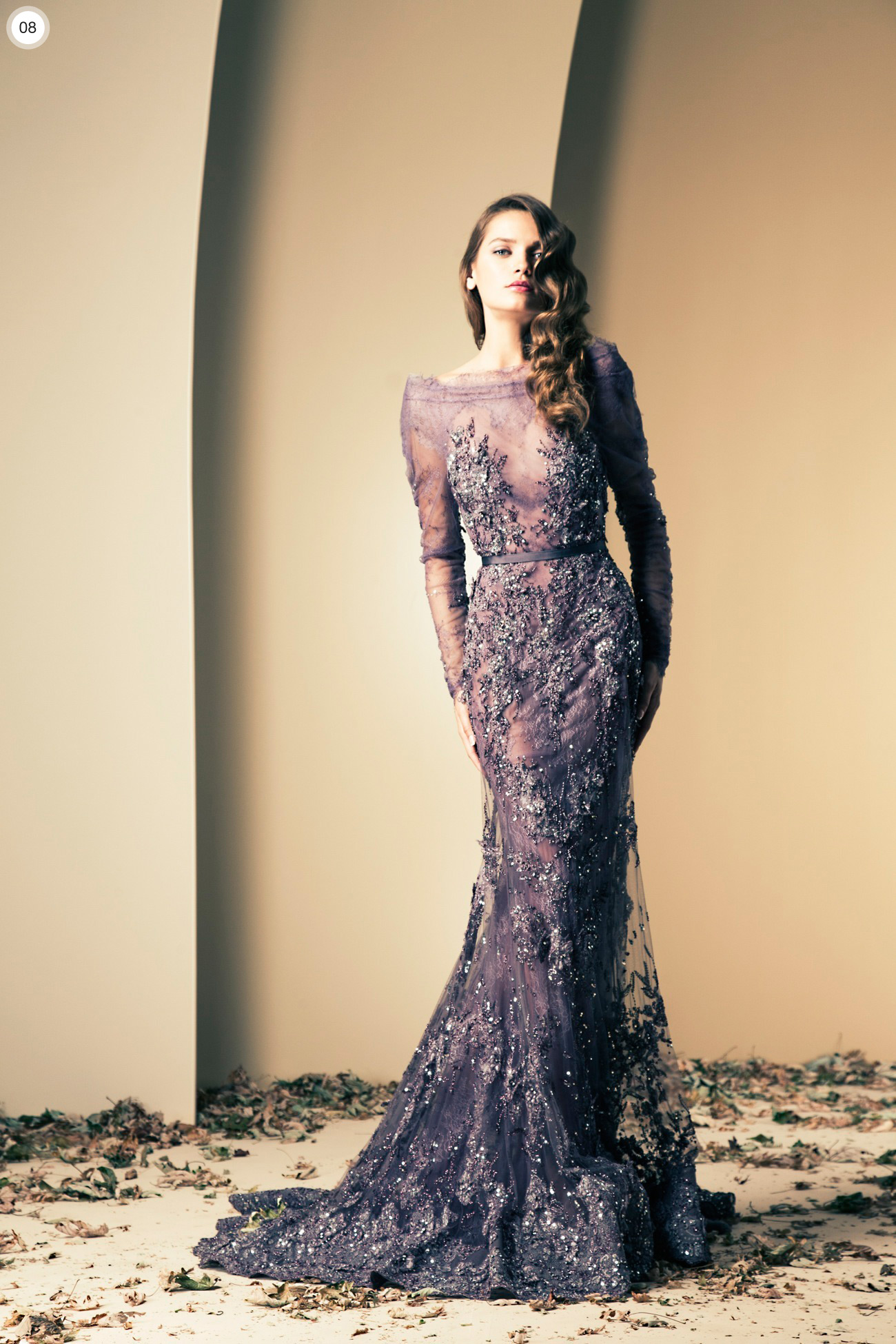 Ziad nekad haute couture fall winter 2013 2014 for Haute design