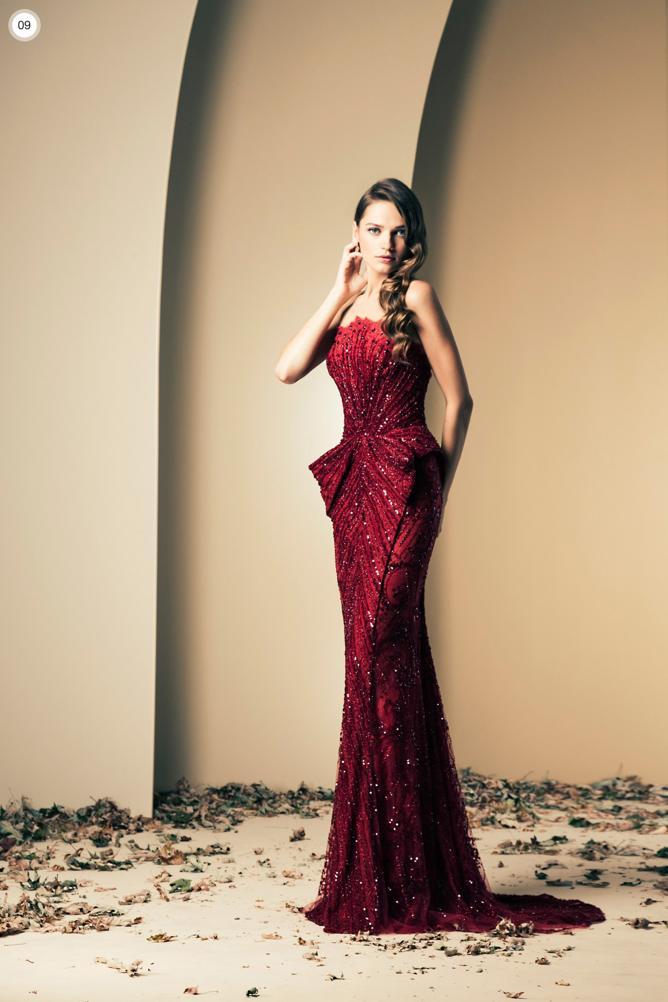 Ziad nekad haute couture fall winter 2013 2014 for Diva couture