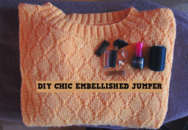 DIY CHIC EMBELLISHED JUMPER (1)
