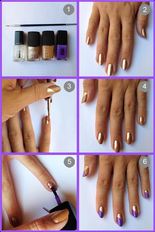 Nice Simple Diy Nail Art Designs Thin Easy Cute Nail Art Regular Nail Polish For Gel Manicure Nail Fungus Killer Young Tips On Nail Art OrangeAddiction Nail Polish 16 Creative DIY Nail Ideas