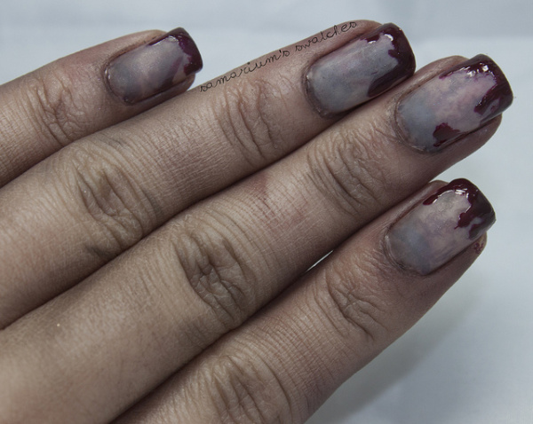 38 Inspirational Halloween Nails