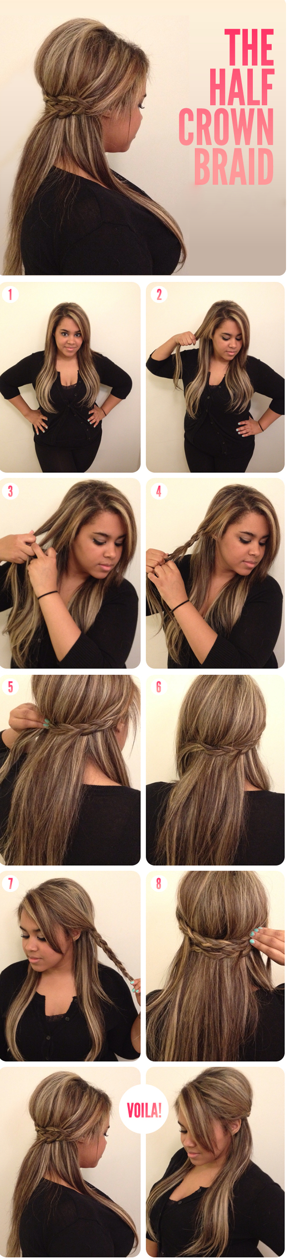 Easy Braided Hairstyles For Beginners | www.imgkid.com ...