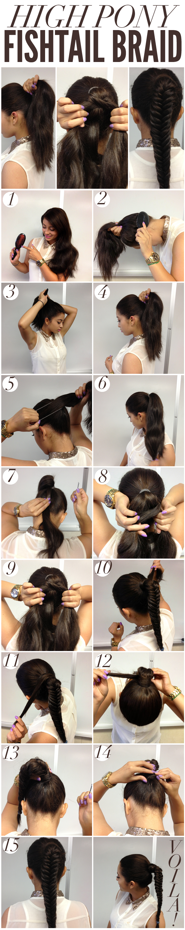 Top 15 Easy-To-Make Braids Tutorials