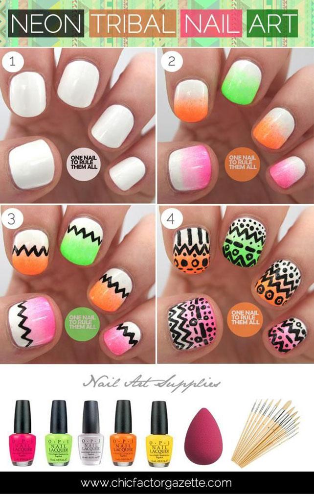 16 Creative DIY Nail Ideas