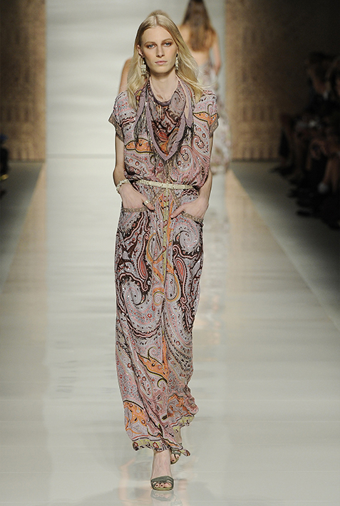ETRO Spring/Summer 2014 – READY TO WEAR