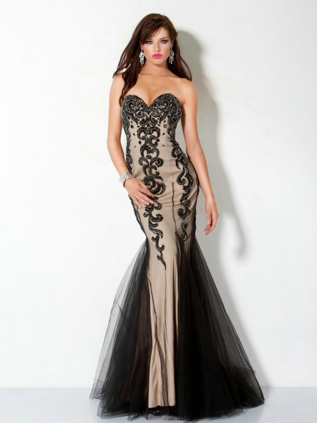 11 Beautiful Evening Gowns