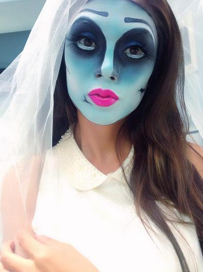 halloween make up (8)