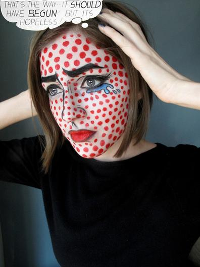 halloween make up (9)