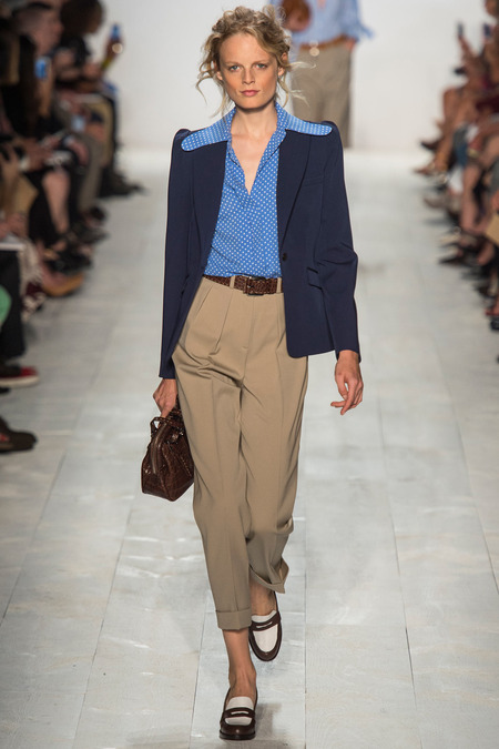 MICHAEL KORS – SPRING 2014 READY-TO-WEAR