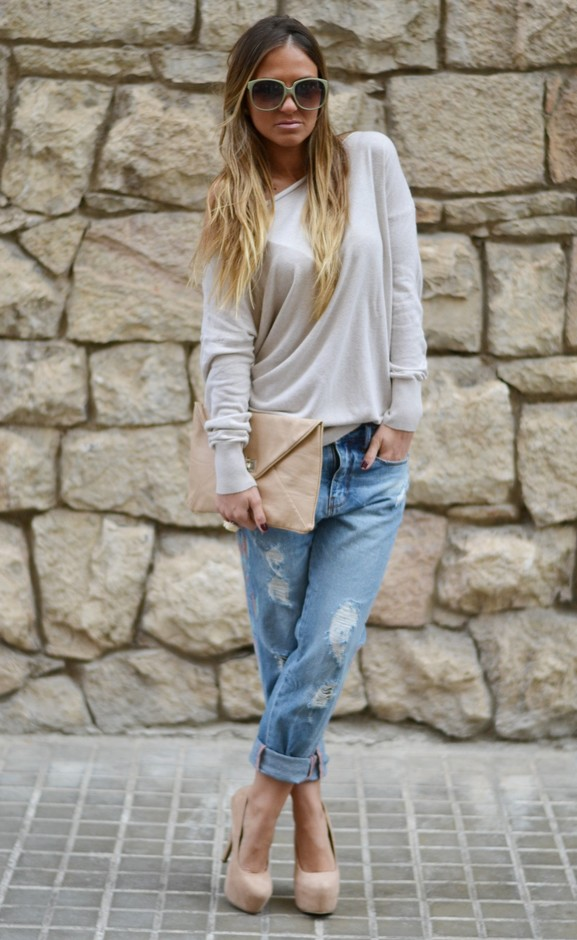 Boyfriend Jeans For Comfortable And Relaxed Style