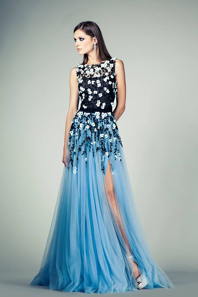 Tony Ward Ready to Wear Spring/Summer 2014 Collection