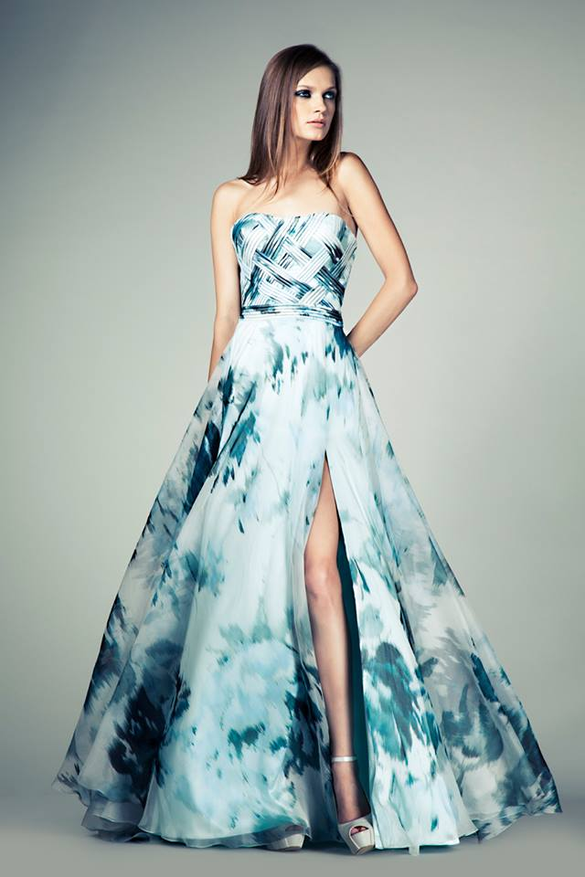 Tony Ward Ready-to-Wear Spring/Summer 2014 Collection