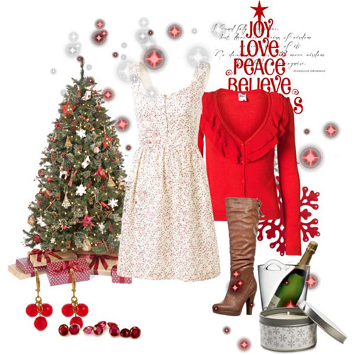 Casual-Christmas-Party-Outfits-2013-2014-Polyvore-Xmas-Costumes-Ideas-2