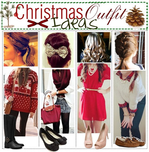Casual-Christmas-Party-Outfits-2013-2014-Polyvore-Xmas-Costumes-Ideas-4