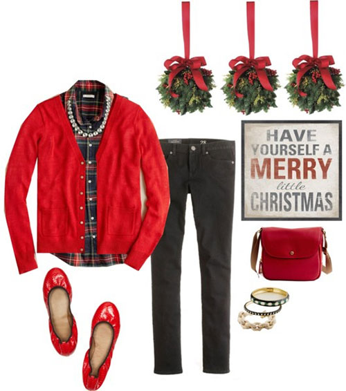 Cute Christmas Party Outfits The Kardashian