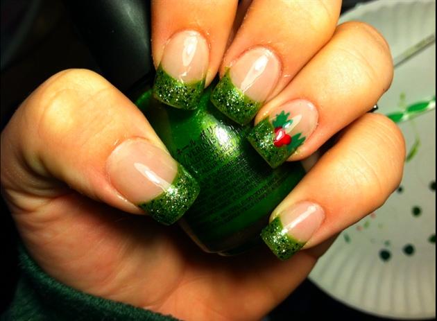 Christmas nails (15)