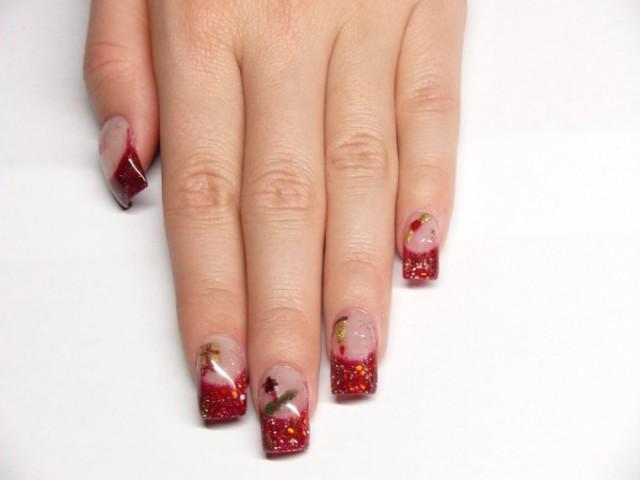 Christmas nails (18)