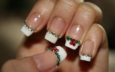 Christmas nails (20)