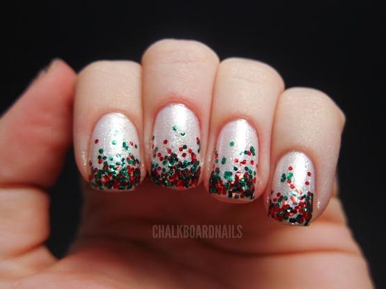 Christmas nails (3)