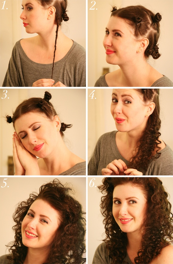 Ways To Make Your Hair Curly With No Heat - Fashion Diva Design