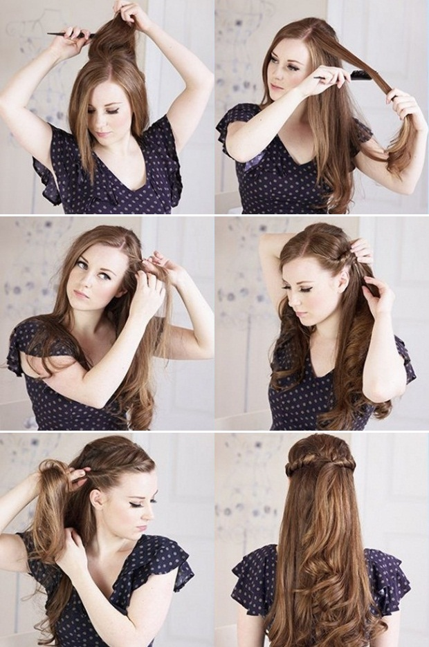 Lovely-Twist-Hairstyle-Step-by-Step-Tutorial