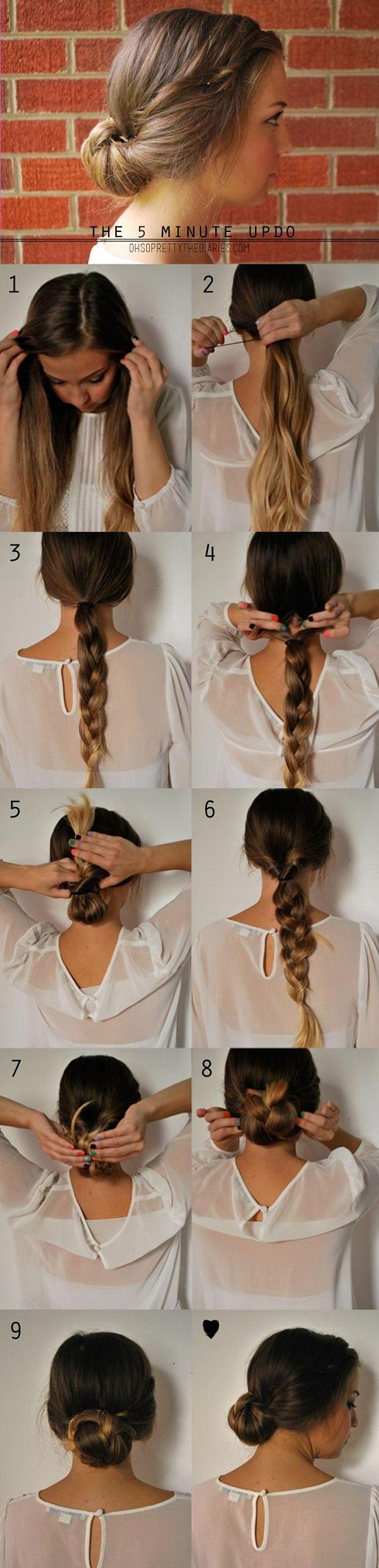 The-5-minute-updo-braided-gibson-tuck
